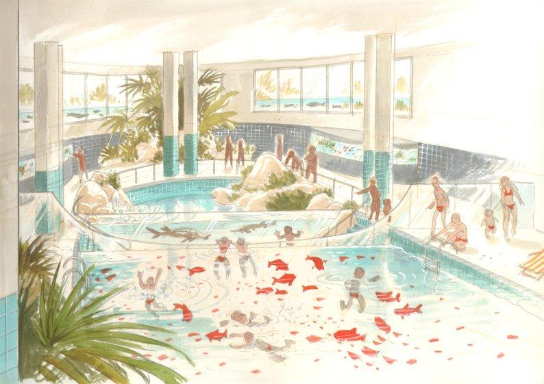 Collaboration avec la soci t agora site officiel de for Bernissart piscine