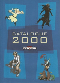 Delcourt Catalogue 2000