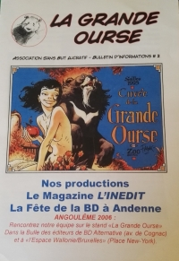 La Grande Ourse - Bulletin d'informations #2