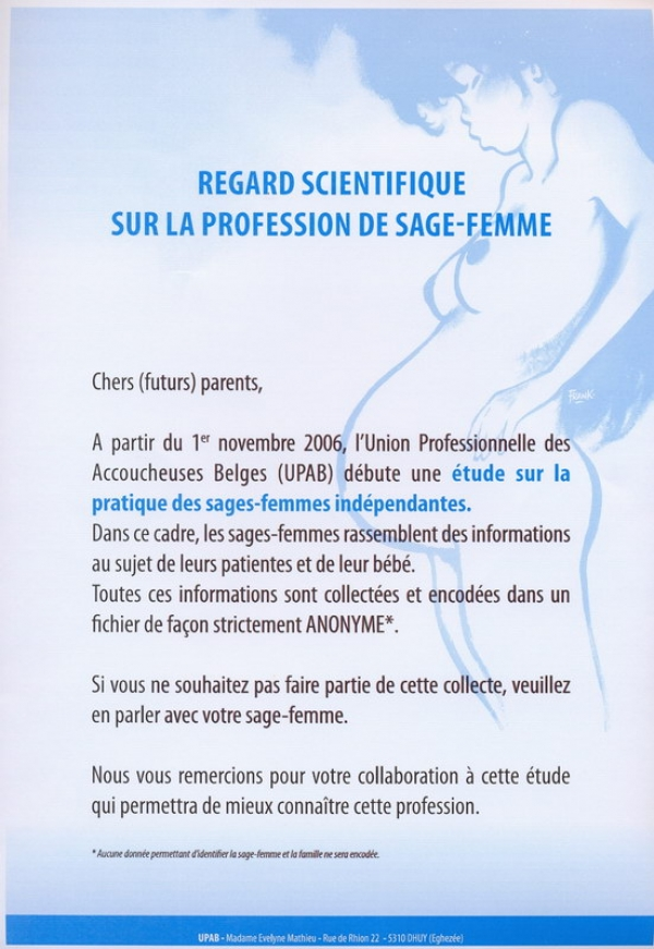 Regard scientifique sur la profession de sage-femme