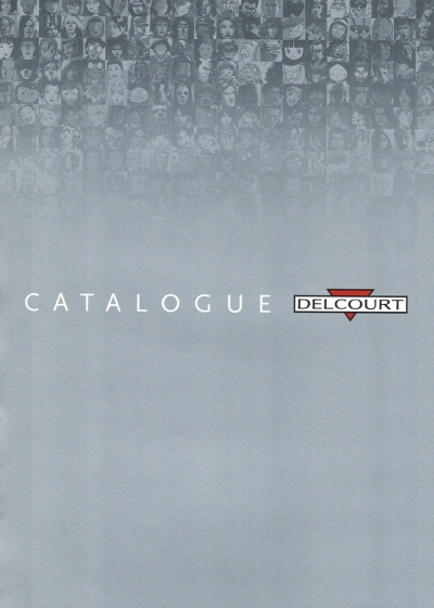 Delcourt Catalogue (2008)