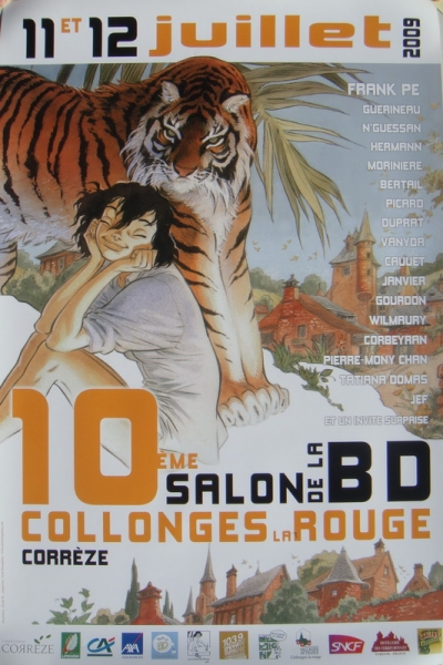 10° salon BD Collonges