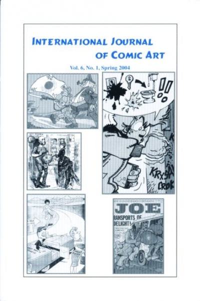 Narrative aesthetics ans space in the comics series Broussaille