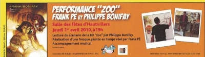 Performance Zoo Hautvillers