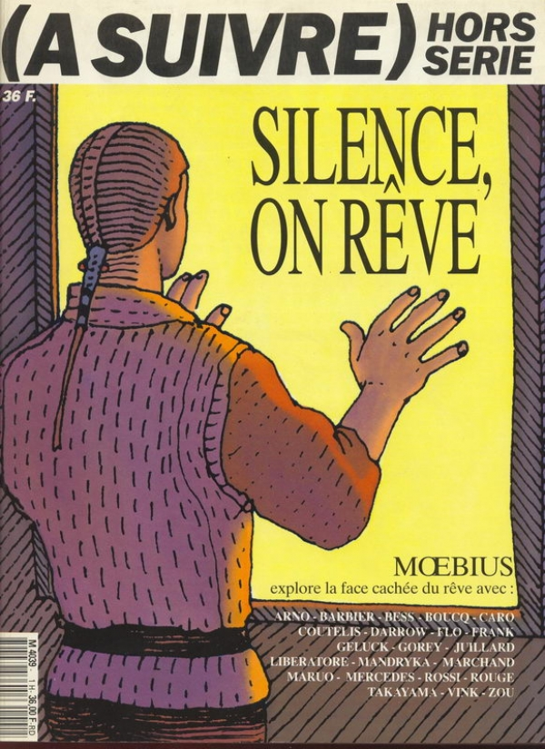 A Suivre HS Silence, on rêve