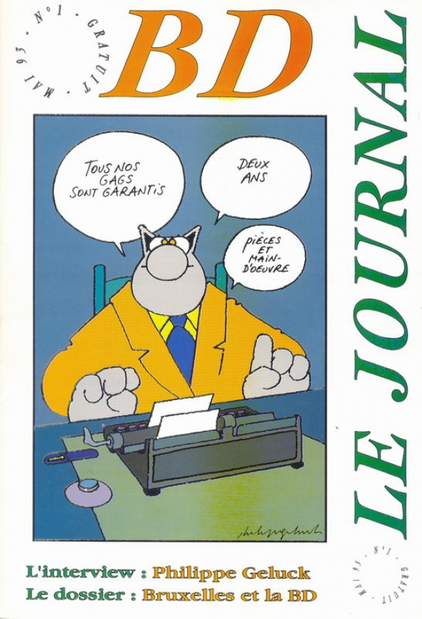 BD Le journal n°1
