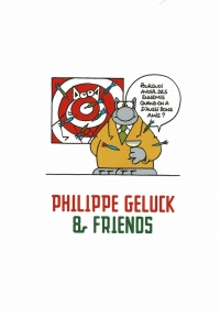 Catalogue de l'expo Philippe Geluck and friends