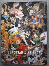 Blacksad et friends