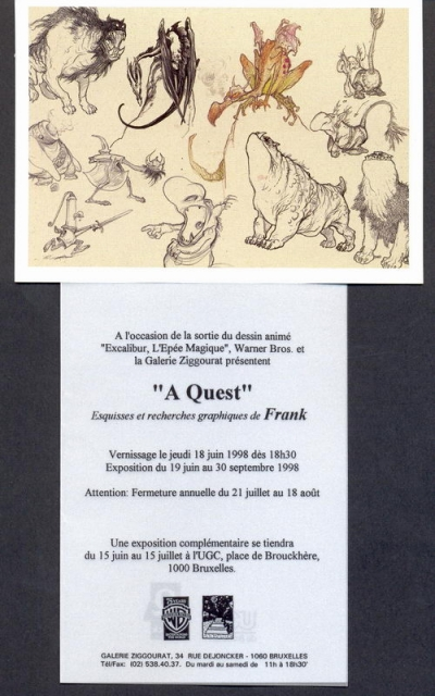 Expo A Quest