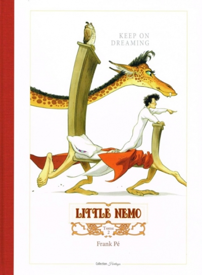 Little Nemo 2 Keep on dreaming