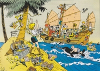 Franquin-Wasterlain-Walthery