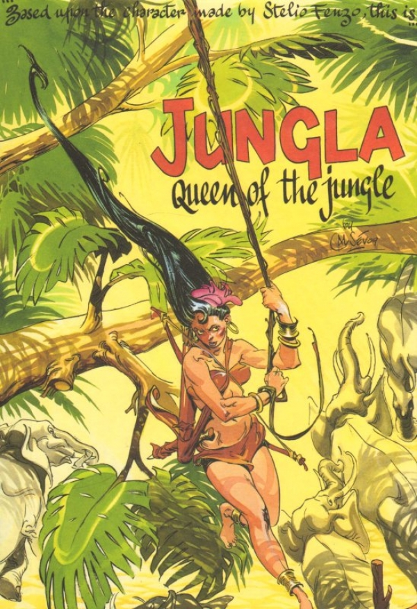 Jungla Queen of the jungle