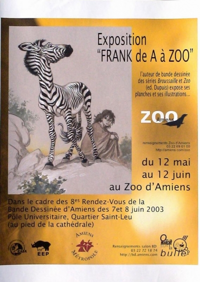 Expo zoo d'Amiens